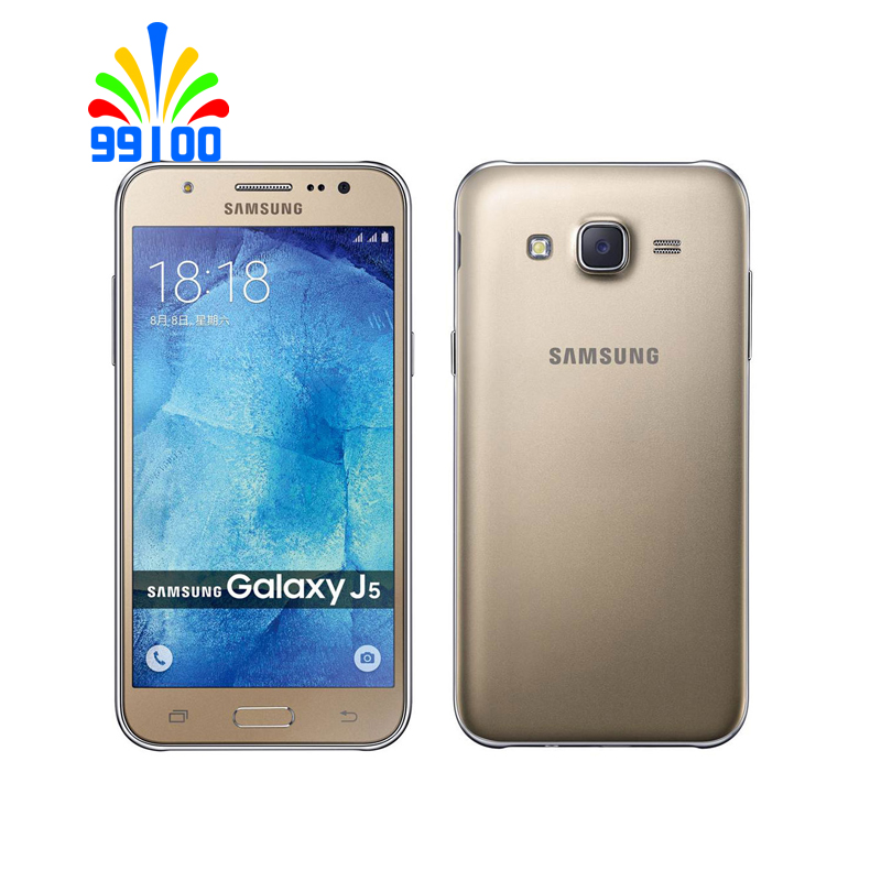 Samsung Galaxy J5 J500F Dual Sim Unlocked Cell Phone 5.0