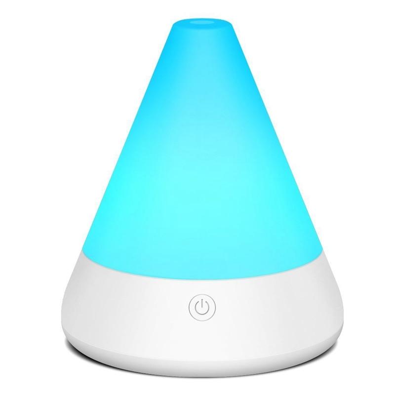 New Volcanic Mini Led Night Light Cool Mist Humidifier Ultrasonic For Car Home Office Us PlugNew Volcanic Mini Led Night Light Cool Mist Humidifier Ultrasonic For Car Home Office Us Plug