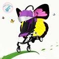 Envío libre de rusia Niños cochecito cochecito de bebé cochecito de bebé paraguas coche cochecito de bebé de verano Ultraportability