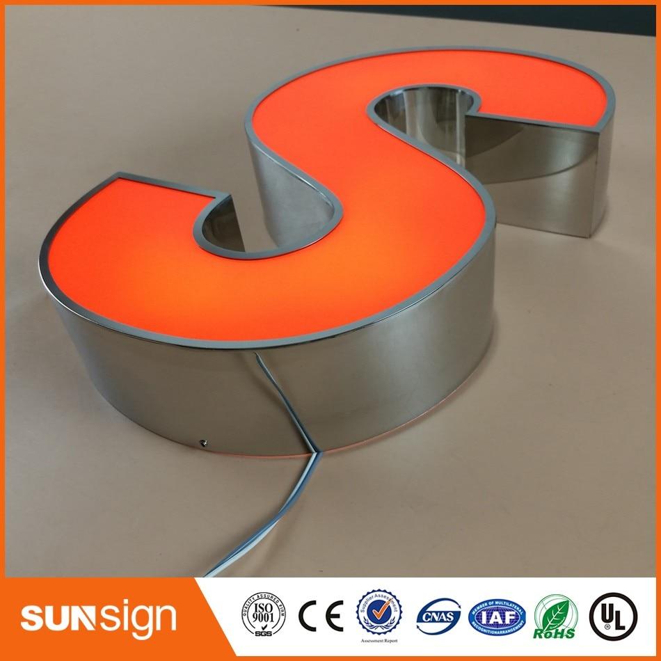 Alibaba-express Diy Decoration LED Letters