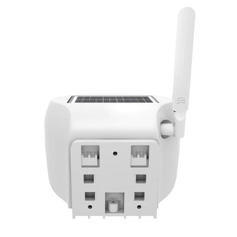 Cámara PIR WiFi móvil 720P solar con LED infrarrojo para detección - Cámara y foto - foto 3
