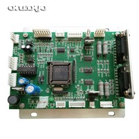 Sequin Embroidery Machine Spare Parts Dahao control card EF168 signal circuit board connecting plate