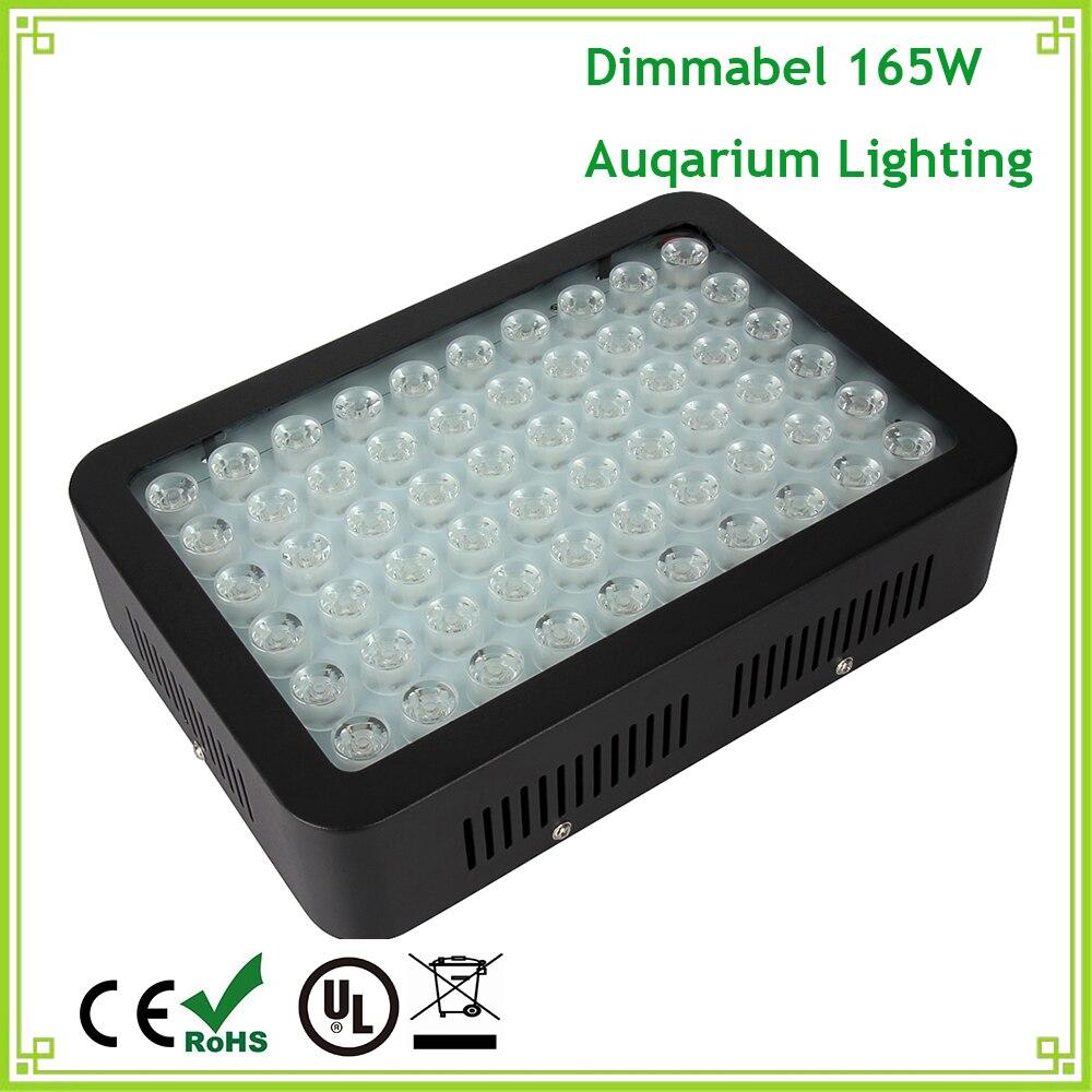 Fish aquarium lighting systems - 10pcs Best Full Spectrum Led Grow Light 300w Dimmable Led Aquarium Light Fish Tank System Lighting