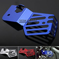 For YAMAHA YZF R3 YZF R25 YZF-R3 YZF-R25 2014-2015 Motorcycle Accessories Coolant Recovery Tank Shielding Protector Cover Blue
