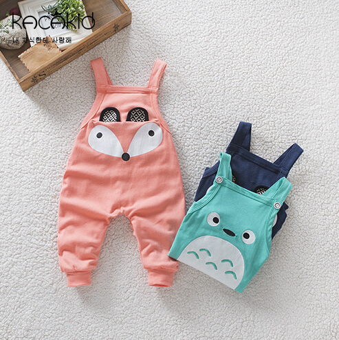 Totoro-Fox-Baby-Pants-Boys-Girls-Casual-Harem-Pants-Baby-Girl-Clothes-Newborn-Infant-Loose-Trousers-Overalls-Cute-Cartoon-Pants-2