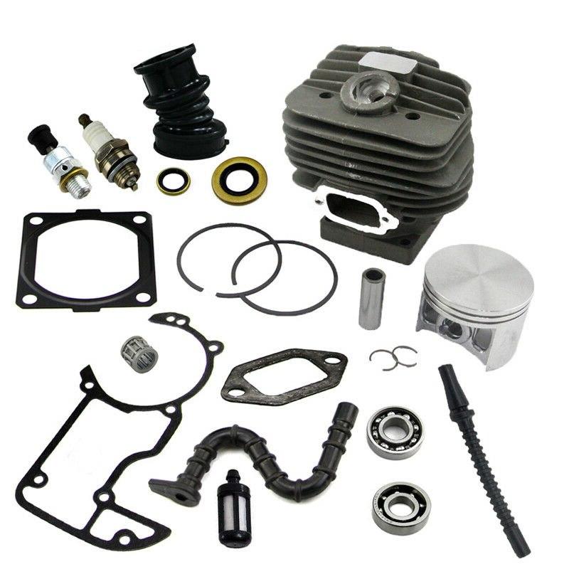 Kit de piston de cylindre d'anneau pour STIHL 066 MS660 accessoires tronçonneuse jardin outils de plein air joint de palier de haute qualité