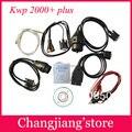 2017 Super Funcional KWP2000 PLUS ECU KWP 2000 Remap Flasher OBDII EOBD Frete Grátis por DHL/EMS