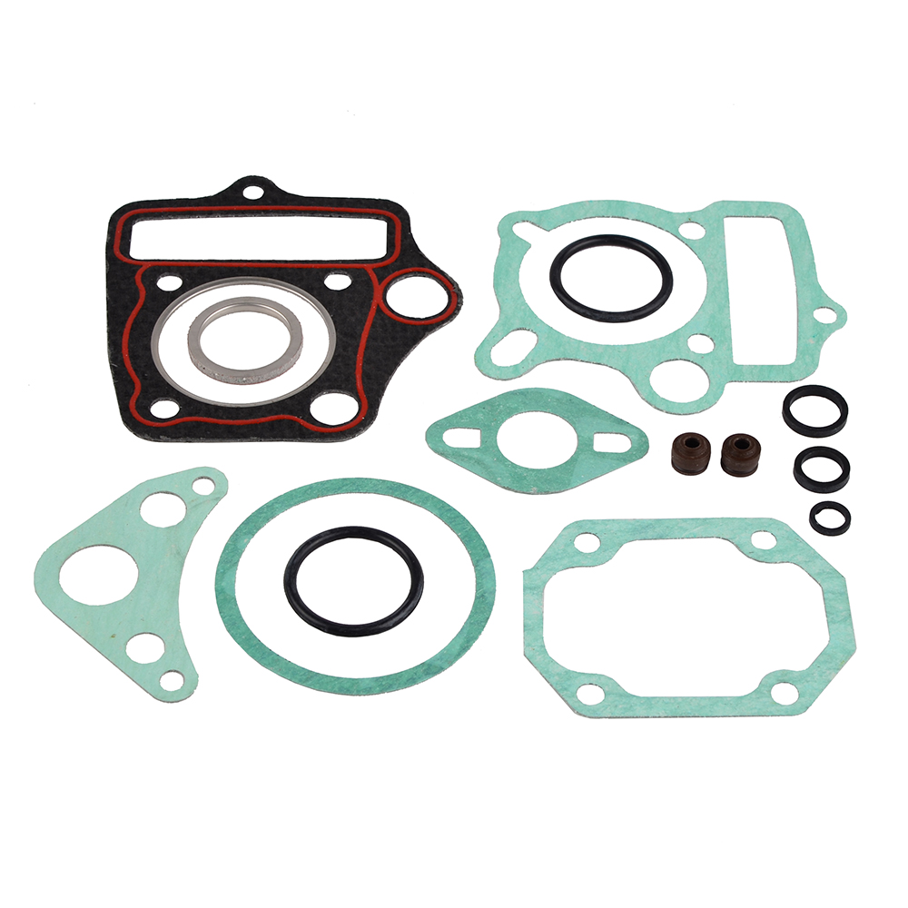 NICECNC Top End Gasket Set Kit For Honda C70 Passport CL70 Scrambler CRF70F CT70 SL70 Motosport 70 XL70 XR70R