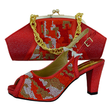 JUMAYO SHOP COLLECTIONS – WOMEN SHOES BAG SET