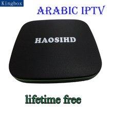 Upgraded Version Best Arabic Iptv Box Lifetime freeTV Support Nearly2000+ IPTV France Norway sweden Australia USA Channel