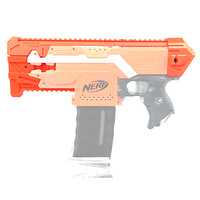 Maliang 3D Printing Science Fiction Style S1 Appearance Modified Kit For Nerf Stryfe Orange