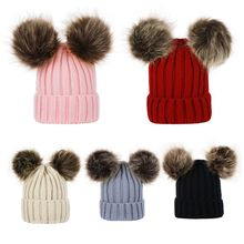 51f0a82daaa Buy crochet hat fur infant and get free shipping on AliExpress.com