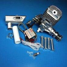 Дле DLE55 55cc дле одноцилиндровый 2-удара бензин/бензиновый двигатель для RC Самолет
