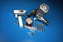 DLE מקורי חדש DLE55 55cc DLE צילינדר יחיד 2 שבץ בנזין/בנזין מנוע לrc מטוס