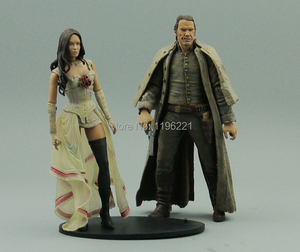 Image 3 - Free Shipping Out of print NECA Action Figure Western heroes Megan Fox Leila Josh Brolin Jonah Hex QUENTIN Turnbull