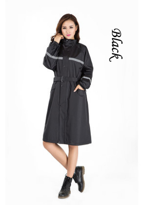Long TrenchRaincoat4