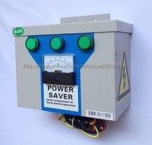 КВТ 3 Фазы Energy Saver 500000 Вт Трехфазные Энергосбережение Электричество Компенсатор Энергосберегающие Инструмент для Промышленности