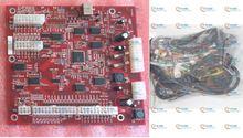 1 комплект ввода-вывода доска и проводов для супер велосипеды 2 комплекта АР гоночная игра програ части монеты оператора аркадная гоночная машина игры Занятности