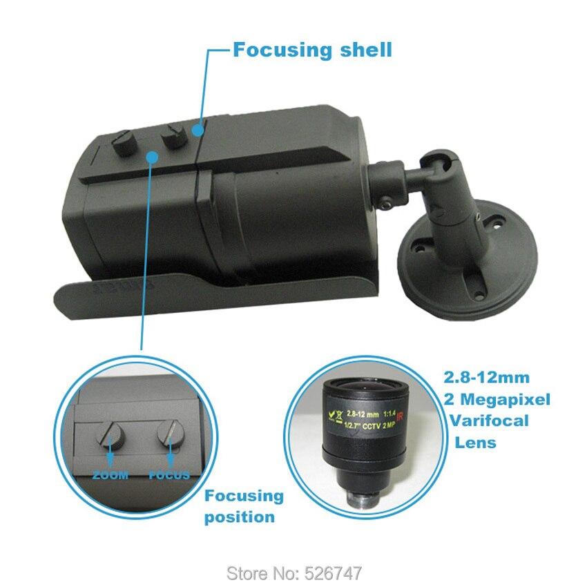 720P 960P 1080P AHD Camera 60-4M-5