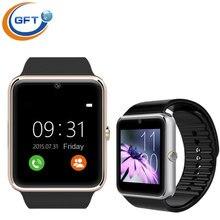 GFT GT08A freies verschiffen Bluetooth tragbare geräte Uhren smart Bluetooth Android Smart Sport Smartwatch für Android-handy