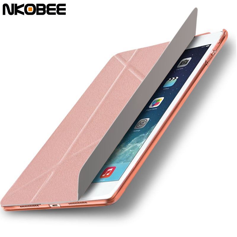 For iPad Pro 10.5 Case Original NKOBEE Transformer Leather Case For iPad Pro 10.5 Tablet Smart Wake Cover For iPad Pro 10.5 Case