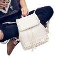 2016 Новый Корейский Рюкзаки Мода PU Кожа Сумка Крокодил Картина Небольшой Рюкзак Тиснением Мешок Школы BOLSAS Горячие XA559B
