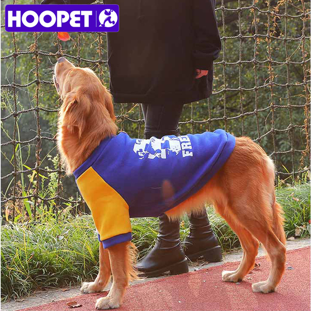 HOOPET Pet Clothes Casual Puppy Clothing Outfit for Chihuahua Small Dog Sweaters Fall and Winter Clothing