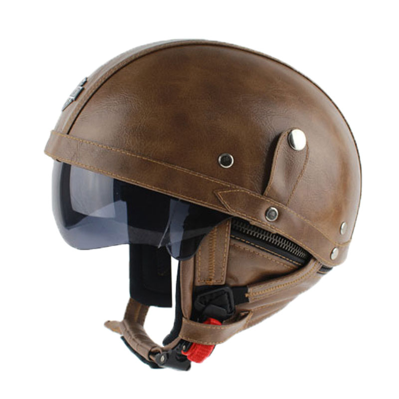Online buy wholesale cool half helmets from china cool for Best helmet for motor scooter