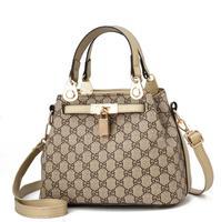Brand women's handbags 2018 new ladies handbags Europe and the United States fashion shoulder Messenger   bag   PU handbags