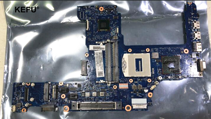 Laptop Motherboard fit For HP ProBook 640 G1 650 G1 notebook pc HM86 Socket 947 HD 8750M Video card onboard