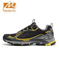 2016 Merrto Men Trail Running Shoes Trail Runner Sneakers Lightweight For Male Free Shipping MTMT18595