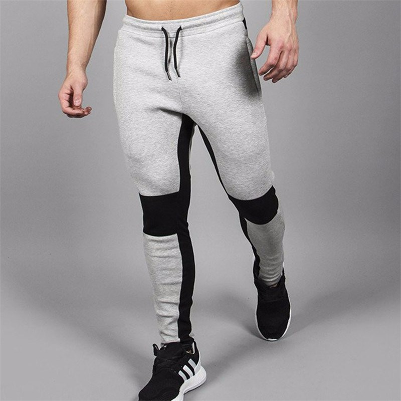 2018 Energy Boost GymS Pants Brand Cotton Pants Men Joggers For Man Brand Clothing Fashion Style Tactical Pants