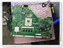 Original Motherboard For asus X55VD rev 2.1 / rev 2.2 system Mainboard with RAM on board professional wholesale