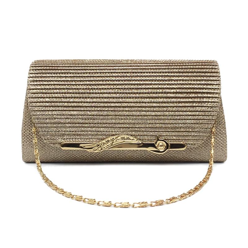 2018 새로운 도착 여성 저녁 가방 8 단색 숙녀 새틴 이브닝 클러치 백 신부 웨딩 파티 가방 핸드백 Bolsa Mujer