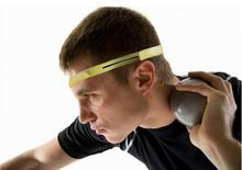 Adjustable Silicone Running Sweatband Multifunction Outdoor Sports Headband