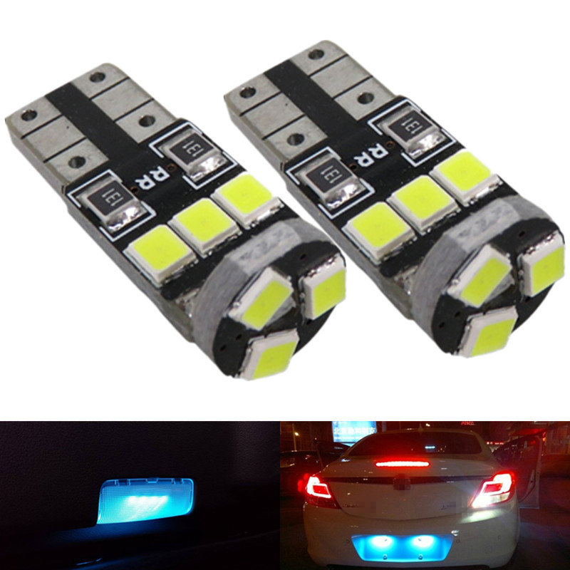 WLJH 8x Ice Blue Pure White 2835 SMD T10 W5W Car Led Interior Light Package for Honda Accord Coupe 1998 1999 2000 2001 2002 essence pure ice w edt spr