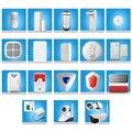 Smarsecur Drahtlose Alarm Sensoren Zubehör Für G90B PLUS WiFi GSM Home Alarm System-in Alarm System Kits aus Sicherheit und Schutz bei
