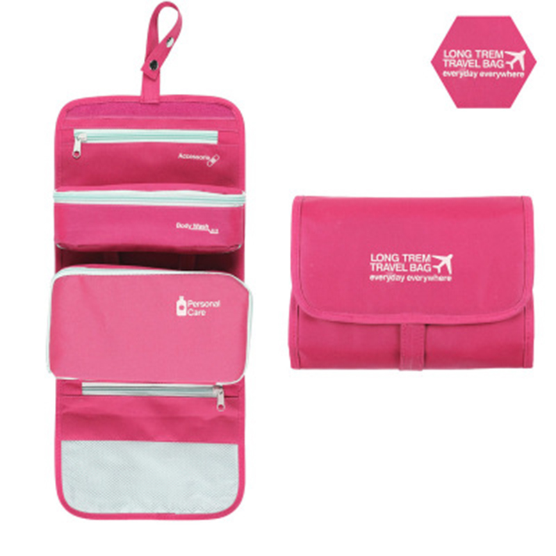 9c3dee72f6 Detail Feedback Questions about Casual Hanging Waterproof Travel Toiletry  Wash Makeup Storage Cosmetic Organizer makeup Bag on Aliexpress.com