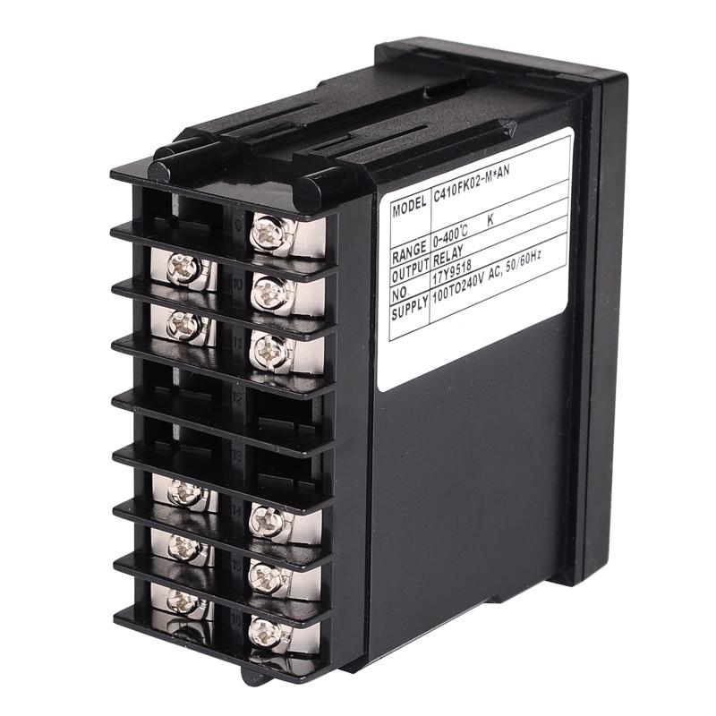 Controlador de temperatura PID digital REX-C410 48 * 96 mm - Instrumentos de medición - foto 4