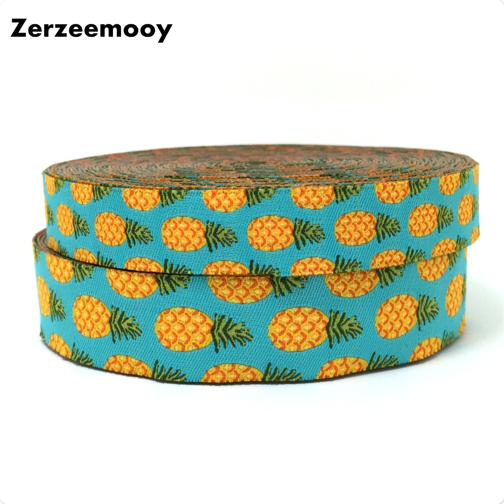 christmas dog clothes accessories blue pineapple 16mm 5/8 ...