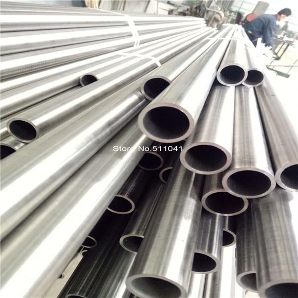 2pcs Gr2 titanium tube OD 25mm*ID 21mm *Length 1000,2mm thickness,free shipping