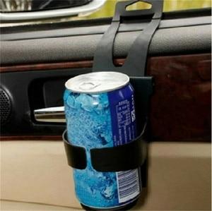 Image 2 - Auto Tasse Halter Trinken Getränke Flasche Montieren Sitz Naht Keil Organizer Lücke Geändert Getränke Halter
