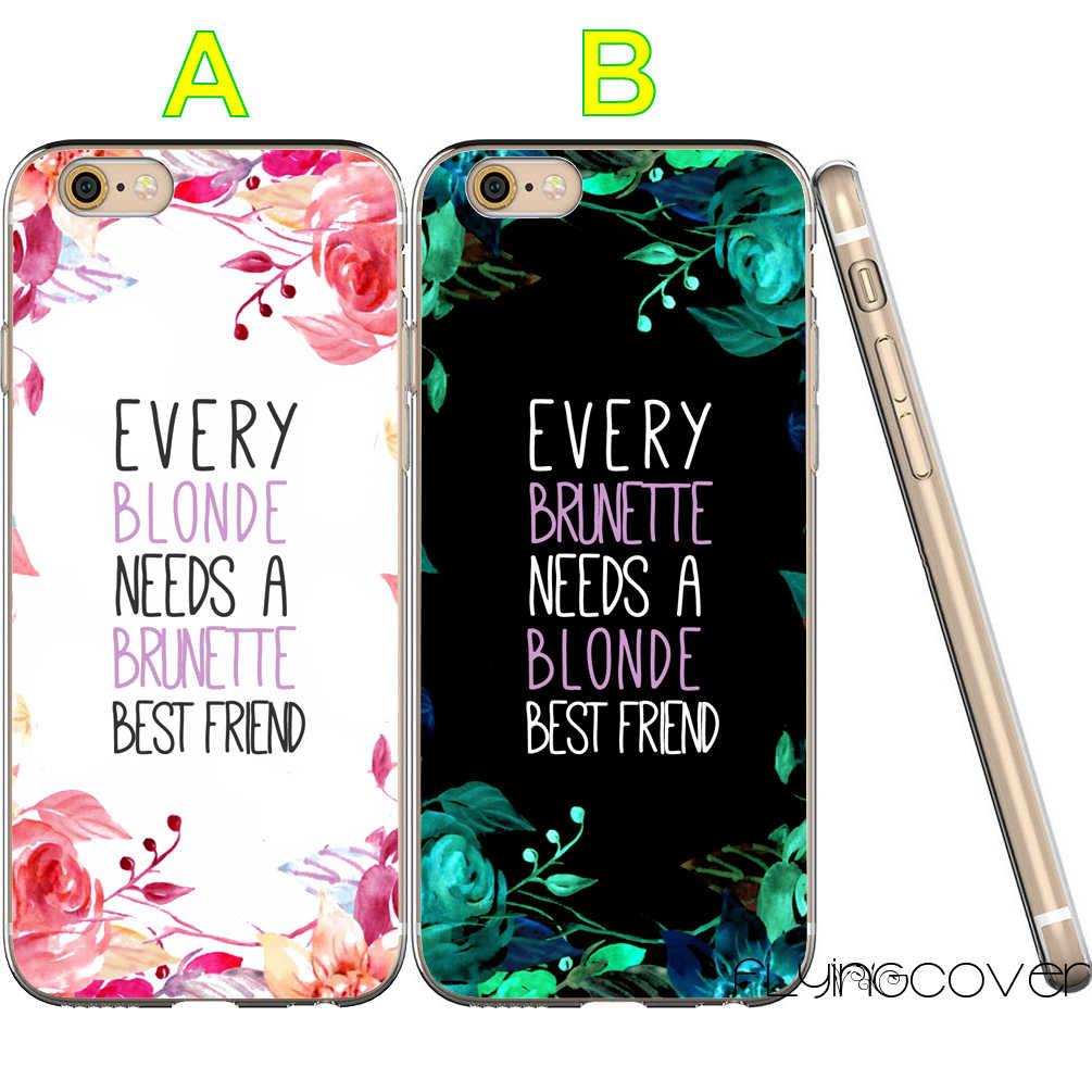 Bff Funda Para iPhone 7-plus(iPhone 8-plus)funny Every Blon