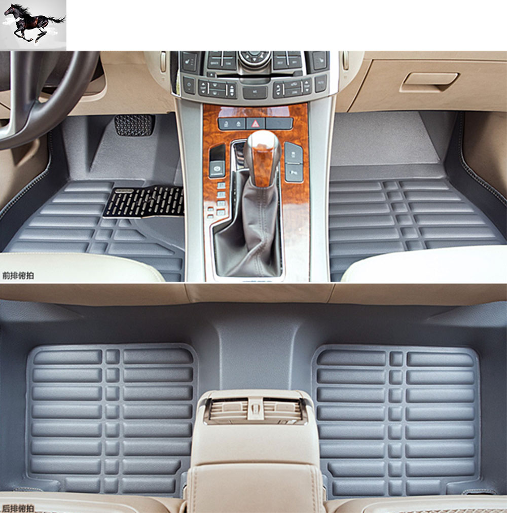 Floor mats mercedes - Aliexpress Com Buy Topmats Custom Full Set Leather Car Mats Suv Mats Floor Liner Floor Mat Set For Ssangyong Rexton Car Carpet Anti Slip Liner From