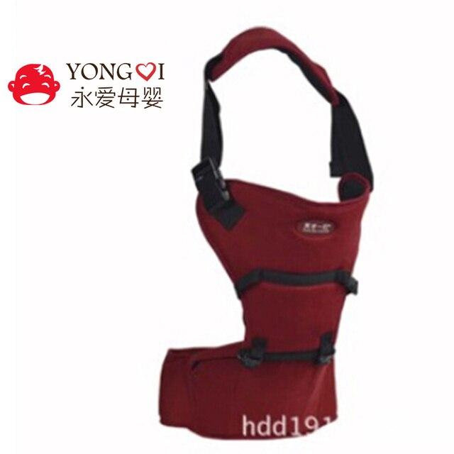 Baby carrier Детские слинг Малышей wrap сумка Canguru Топ Дизайн Детей рюкзак Высокий Класс Малышей подтяжки 2015 Лучшие продажи
