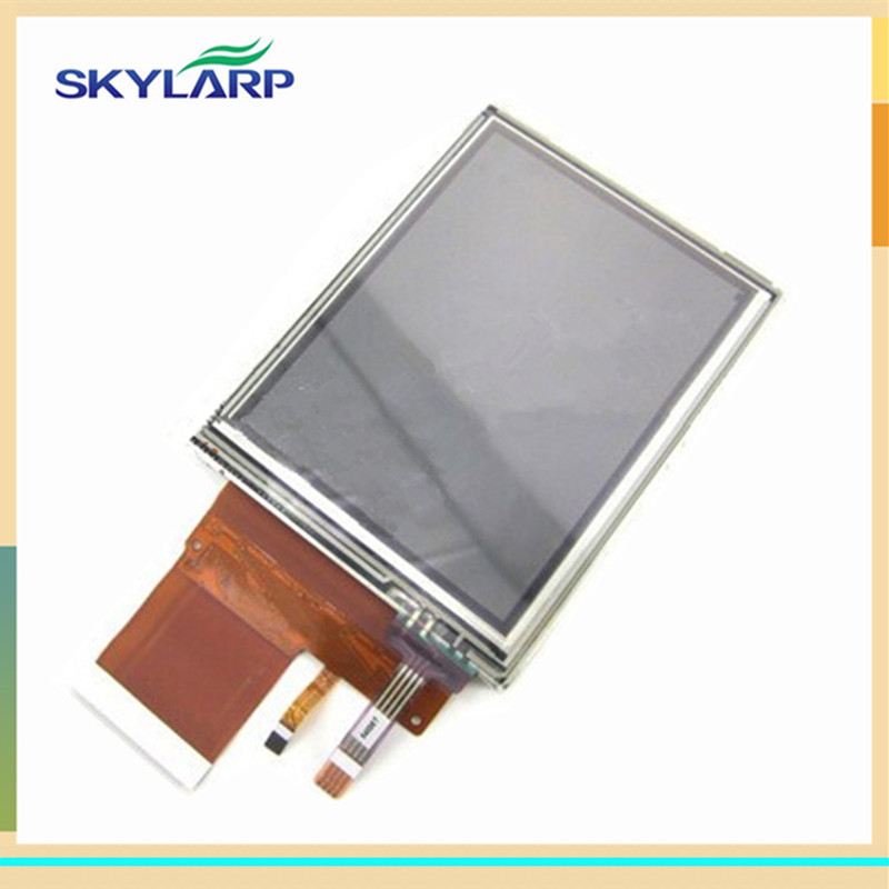 LCD screen for Datalogic Blackjet JET display panel with Touch Digitizer Replacement for datalogic falcon x3 lcd screen display with touch screen digitizer assembly complete for 3rd version