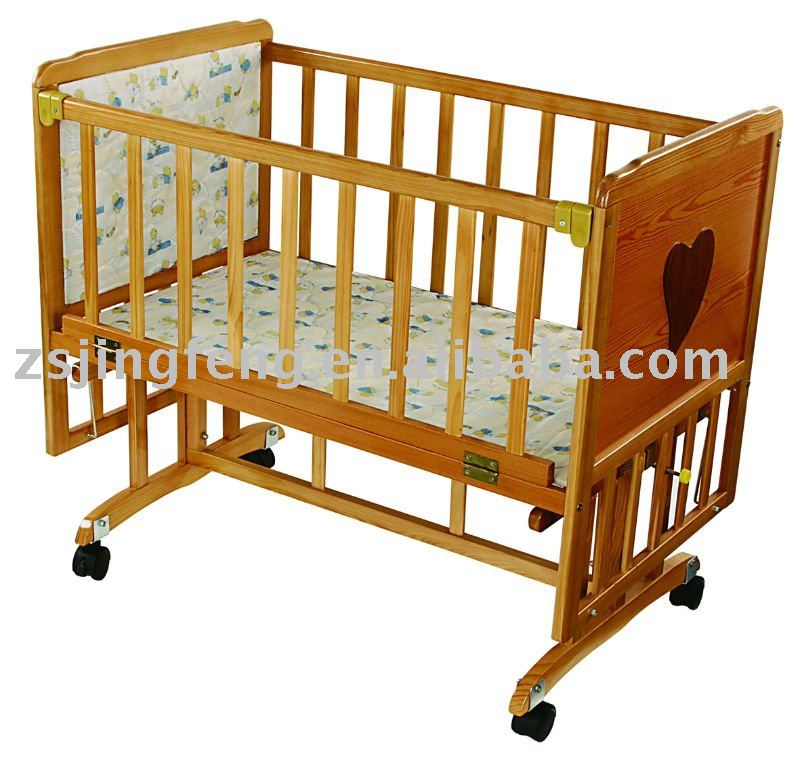 Jf698 Small Swing Baby Bed