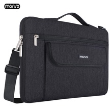 MOSISO Laptop Shoulder Bag 13 13.3 inch Waterproof Messenger Notebook For Macbook New Air Pro Computer Handbag Men