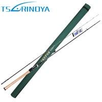 TSURINOYA 2.13m Casting Rod 2 Section ML/M Power Lure Rod Carbon Fishing Pole FUJI Accessories Vara De Pesca Olta Fishing Tackle