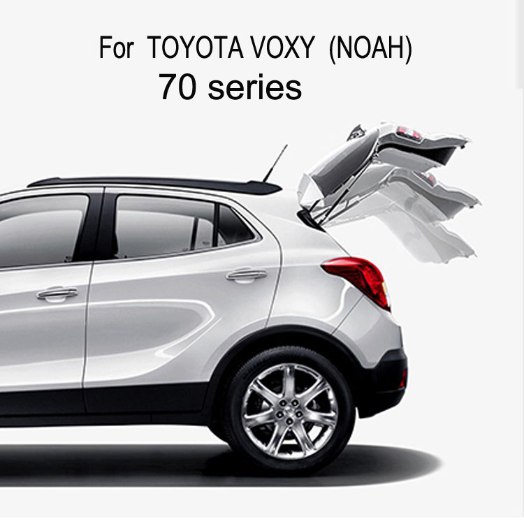 Auto Electric Tail Gate For Toyota VOXY / NOAH 70 Series 2014 2015 2016 2017 2018 Remote Control Car Tailgate Lift